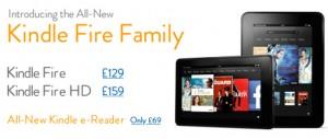 Kindle Family UK